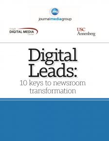Digital Leads: 10 keys to newroom transformation