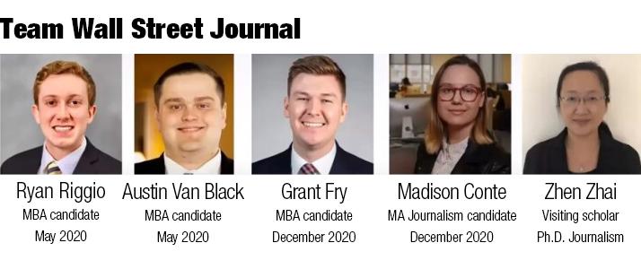 Team Wall Street Journal